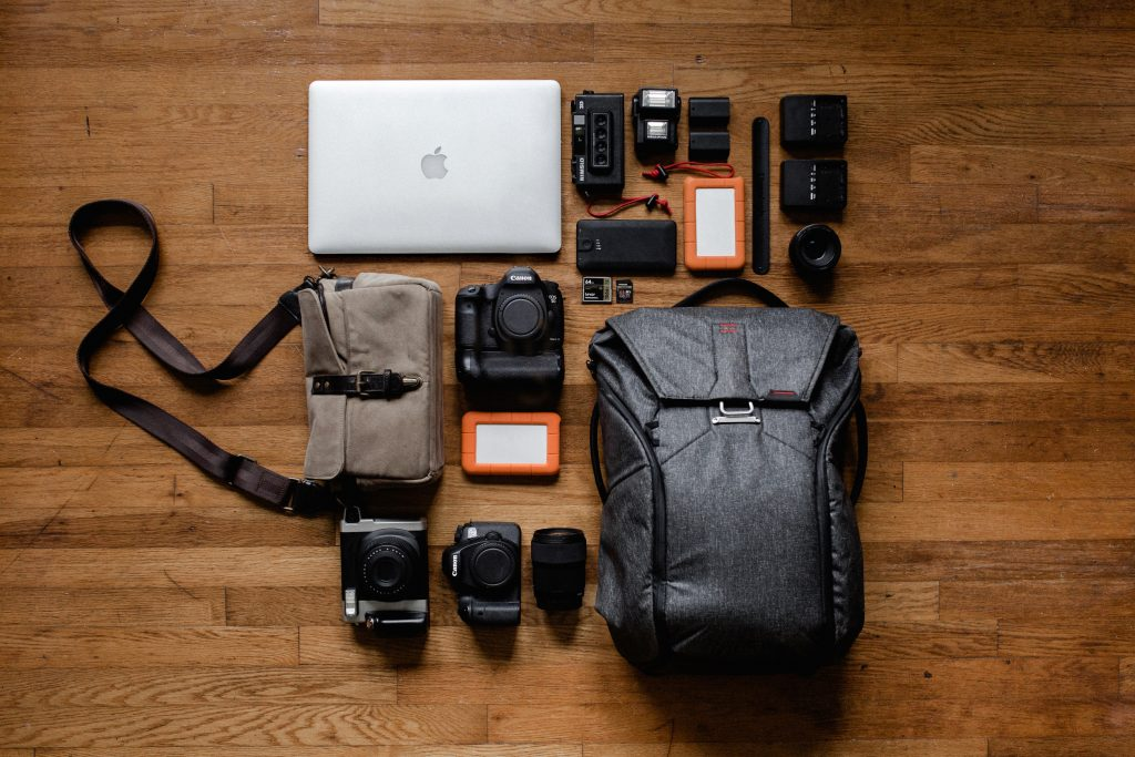 Photo: photographic equipment